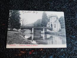 Pepinster, Entrée Du Château Mazures, 1907, Timbre  (U6) - Pepinster