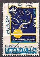 Spanien (2007)  Mi.Nr.  4215  Gest. / Used  (2ae05)  EUROPA - 1931-Today: 2nd Rep - ... Juan Carlos I