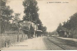 SAINT THURIN  La Gare - France