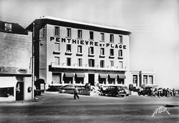 Quiberon - Hôtel Penthièvre Et La Plage - Automobiles - Quiberon