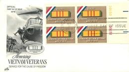 GG USA 1979 1407 Vietnam War. Vietnam War Veterans - Militaria