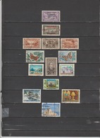 14 TIMBRES LIBAN OBLITERES & NEUF* DE 1924 à 2005   Cote : 16,10 € - Liban