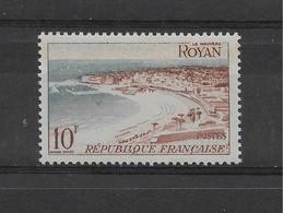 Royan N° 978a (signature PIE Au Lieu De PIEL) ** TTBE - Cote Y&T 2019 De 5,00 € - France