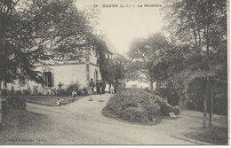 44  OUDON   LA  MICOTIERE - Oudon