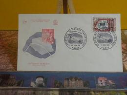 Centenaire Du Réseau Pneumatique (75) Paris - 11.11.1966 FDC 1er Jour N°580 - Coté 4,50€ - FDC