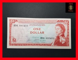 EAST CARIBBEAN 1 Dollar 1965  P. 13e  Sig. 8   AU \ UNC - Caraïbes Orientales