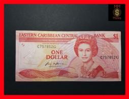 EAST CARIBBEAN 1 Dollar 1986  P. 17 G  GRENADA   VF \ XF - Caraïbes Orientales