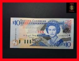 EAST CARIBBEAN 10 Dollars 2003 P. 43 M  Montserrat  UNC - Caraïbes Orientales