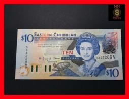 EAST CARIBBEAN 10 Dollars 2003 P. 43 V  St. Vincent  UNC - Caraïbes Orientales