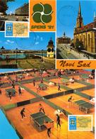 TABLE TENNIS - YUGOSLAVIA - Tennis Tavolo