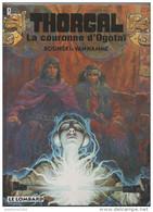 THORGAL LA COURONNE D'OGOTAI ROSINSKI VANHAMME 1995 - Thorgal