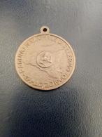 Medaglia Raduno Nazionale Di Palermo 27 Maggio 1960  Omaggio Ai Mille E Ai Picciotti 1860/1960 - Profesionales/De Sociedad
