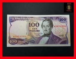 Colombia 100 Pesos 1980 P. 418 UNC - Colombia