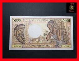 GABON 5.000 5000 Francs 1984 P. 6 UNC - Gabun