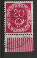 1951-Cor De Poste. - [7] West-Duitsland