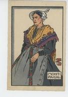 Illustrateur GEO FOURRIER - Femme De Mont Pascal - MAURIENNE - Fourrier, G.