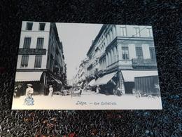 Liège, Rue Cathédrale, Non Circulée   (U6) - Liege