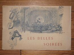 Album Théâtre Association Des Soirées Artistiques Paris Opéra Musique Chanson Galley Achard Alber Davin Robinne - Théâtre