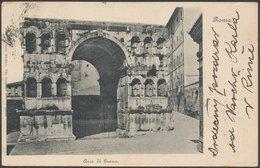 ROME (Roma) - Arco Di Giano - Roma (Rome)