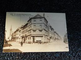 Bruxelles-Molenbeek-St-Jean, Rue De L'intendant Et Rue Vanderstichelen  (U6) - St-Jans-Molenbeek - Molenbeek-St-Jean