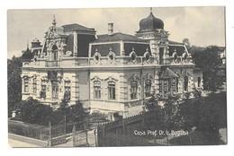 IASI JASI (Roumanie) Casa Prof Dr G Bogdan - Roumanie