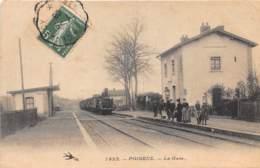 58 - Nièvre / 20858 - Poiseux - La Gare - Beau Cliché - France