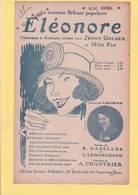 PARTITION  N° 27 / ELEONORE / GPMDER / MISS FLO / CHANTE PAR LEONCE / NAZELLES ET LEMARCHAND/MUSIQUE CHANTRIER /1922 - Musique & Instruments