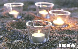 IKEA * FURNITURE STORE * SWEDEN * SWEDISH * CUP * BOWL * CANDLE * Ikea 2010 02 Fr E * France - Gift Cards