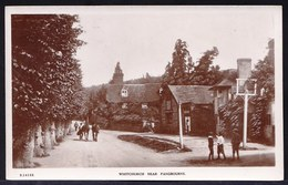 OLD PHOTOCARD ** WHITCHURCH NEAR PANGBOURNE ** - Inghilterra