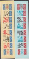 MONACO 2 Carnets Neufs N° YT C10 C11 -1993 -  1888 à 1903 - CIO Comité International Olympique - Carnet