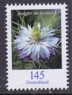 21.- GERMANY 2018 DEFINITIVES STAMPS - FLOWER - [7] República Federal