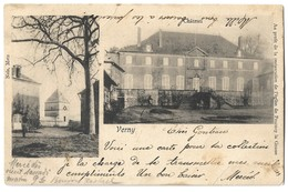 CPA Metz Verny Au Profit De La Restauration De L'église De Pournoy La Grasse Nels 1903 - Autres Communes