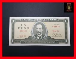 CUBA 1 Peso 1986  P. 102  UNC - Cuba
