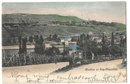 CPA Moulins Et Scy Chazelle 1905 - Autres Communes