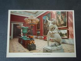 Les Salles De L'Ermitage à Léningrad Planche 14,7 X 21 Cm. Grande Verrière Du Nouvel Ermitage - Autres Collections