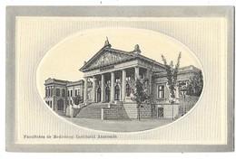 IASI JASI (Roumanie) Facultatea De Medicinasi Institutul Anatomic - Roumanie