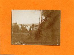 PHOTO ALBUMINE - 06 - SAINT LAURENT DU VAR EN 1933 - Orte