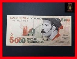 Brazil 5.000 5000 Cruzeiros 1993 P. 241 UNC - Brazil