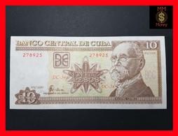 CUBA 10 Pesos 2000  P. 117   UNC - Cuba