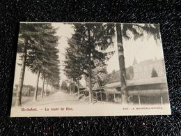 Rochefort, La Route De Han, Non Circulée  (U6) - Rochefort