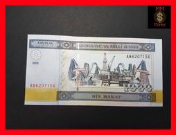 AZERBAIJAN 1.000 1000 Manat 2001 P. 23 UNC - Azerbaïjan