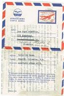 Colombia (Aerogramme,Carta Aerea) - Colombie