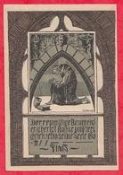 Allemagne 1 Notgeld  50 Pfenning Stadt Recklinghausen  (RARE) Dans L 'état  Lot N °3176 - [ 3] 1918-1933 : République De Weimar