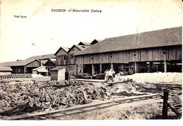 71 . Saone Et Loire  .  Digoin : Nouvelle Usine . - Digoin