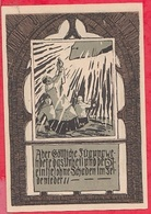 Allemagne 1 Notgeld  50 Pfenning Stadt Recklinghausen  (RARE) Dans L 'état  Lot N °3178 - [ 3] 1918-1933 : République De Weimar