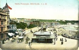IOM - DOUGLAS - HARRIS PROMENADE 1907  Iom226 - Ile De Man