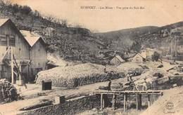 CPA DURFORT - Les Mines - Vue Prise Du Sud-Est - France