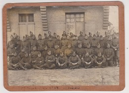 Photo Militaires Soldats 1ere Carabiniers 2ieme Compagnie, ?? Peloton - Peut Etre Belgique - Guerre, Militaire