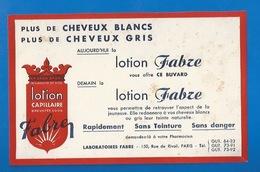 BUVARD - BEAUTÉ - LOTION FABRE POUR CHEVEUX BLANCS OU GRIS... - Perfume & Beauty
