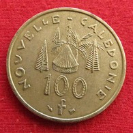 New Caledonia 100 Francs 1998 KM# 15  Nouvelle Caledonie - Nouvelle-Calédonie